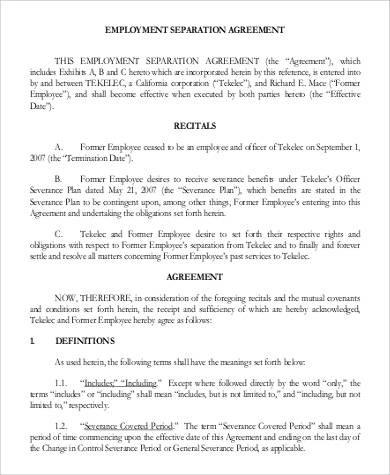 Separation Agreement Sample Nz Child Support Agreement Sample Templates Employment  Agreements In Pdf