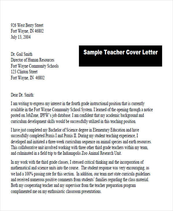 38+ Service Letter Formats