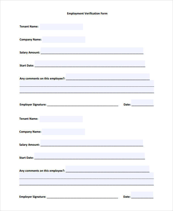 Employment Reference Check Format | Template Of Invitation Letter