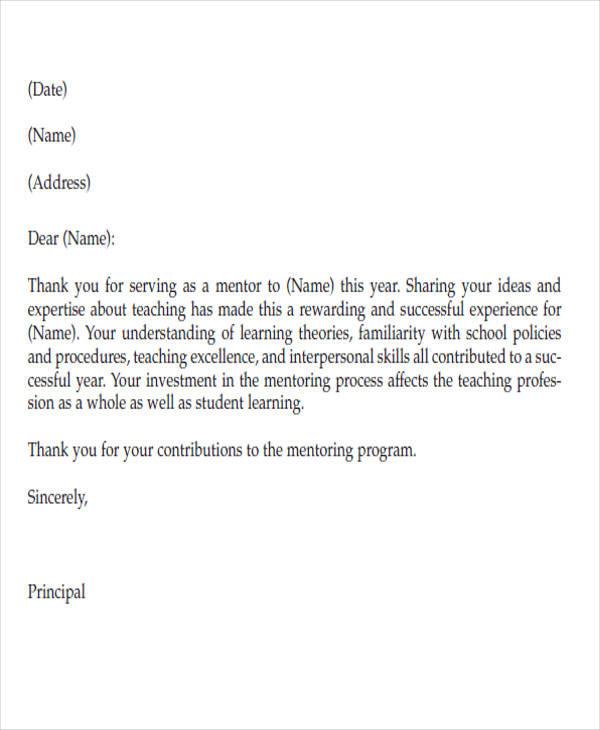 39 Service Letter Formats Sample Templates