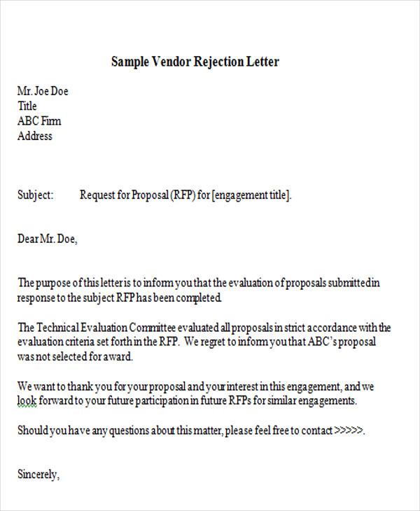 Proposal Letter Sample Letters 33 Proposal Letter Format Samples