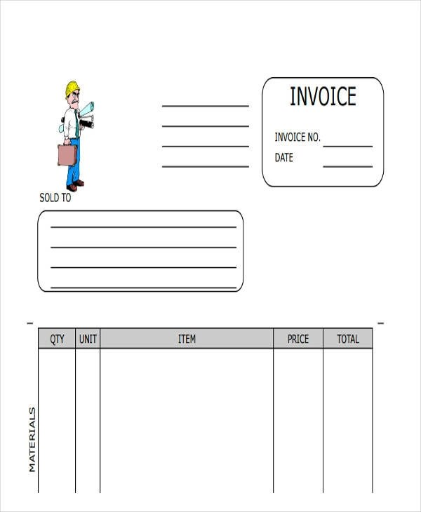Difference Between F1 F2 Billing Type Toolbox For It 21 Sample Contractor Invoices