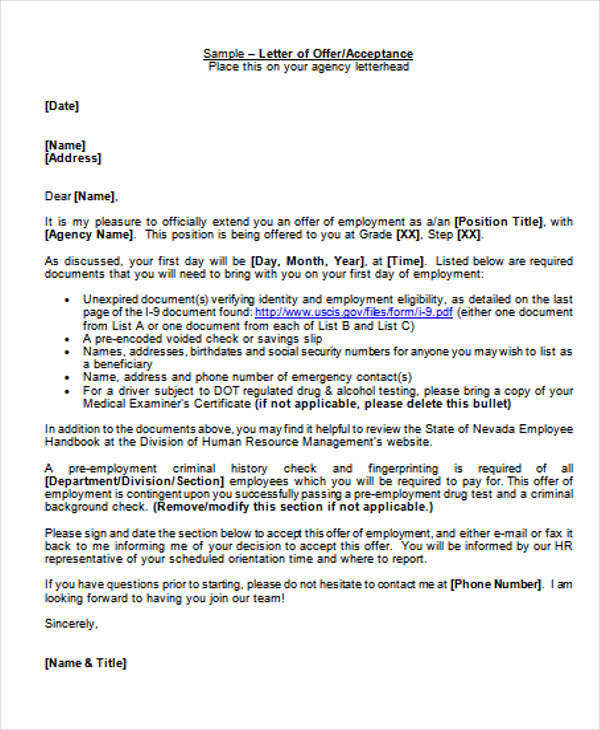 44+ Business Proposal Letter Examples