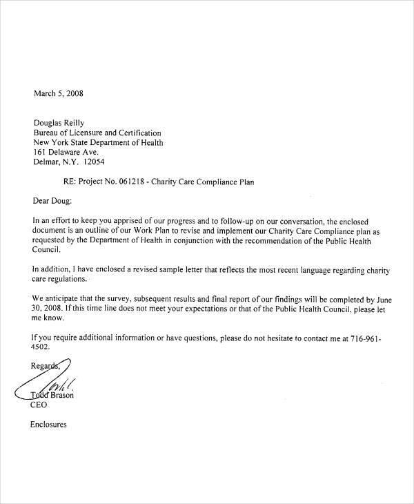 22+ Letter of Support Samples - PDF, DOC