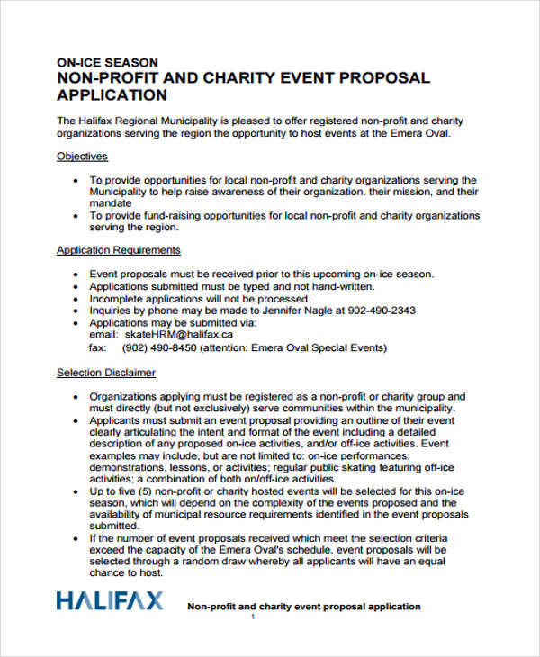 43+ Event Proposals in PDF