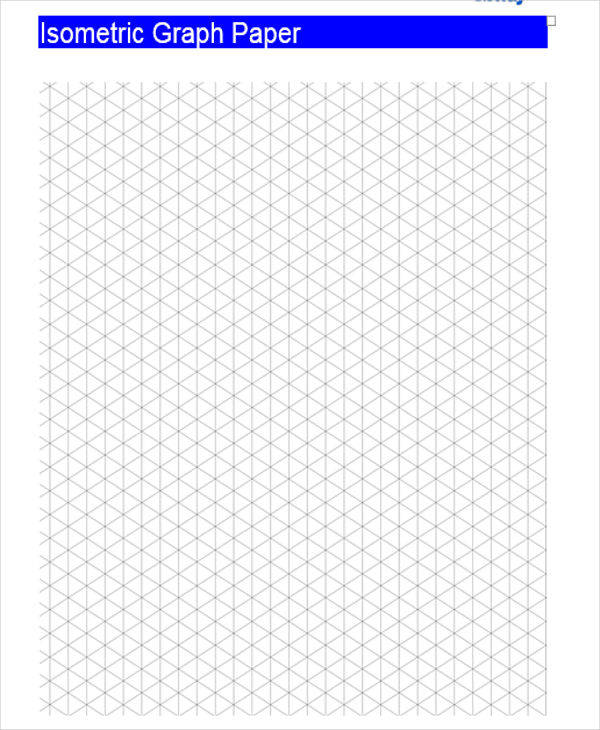 Isometric Grid Paper Isometric Grid Paper With Isometric Grid Paper