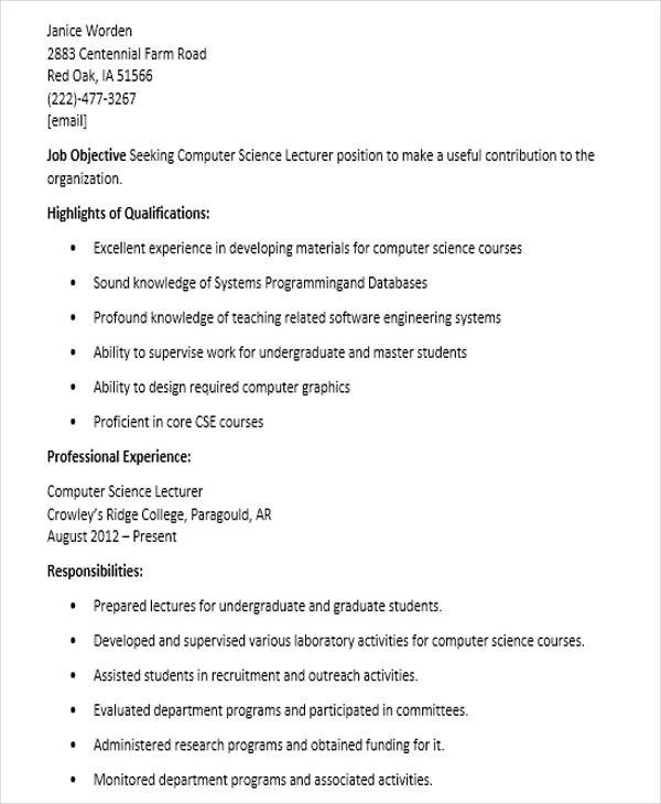 resume for science teacher collection of solutions sample