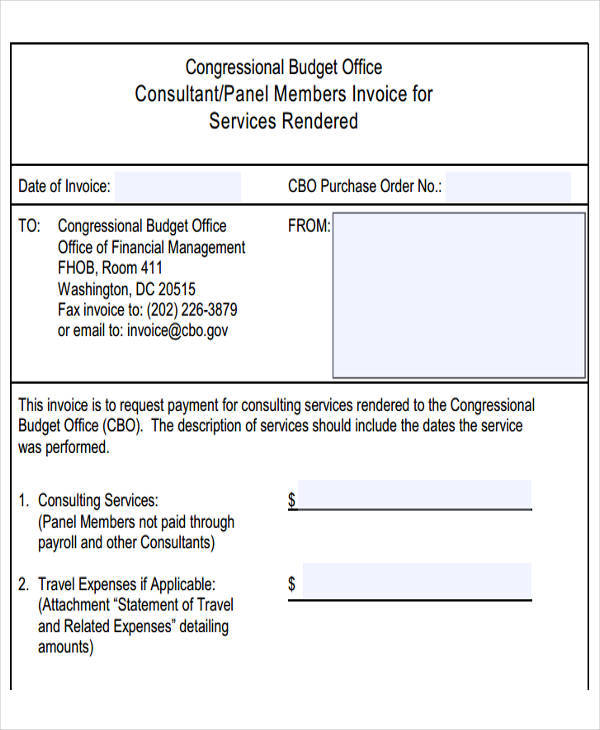 37+ Sample Invoices Sample Templates - service invoices