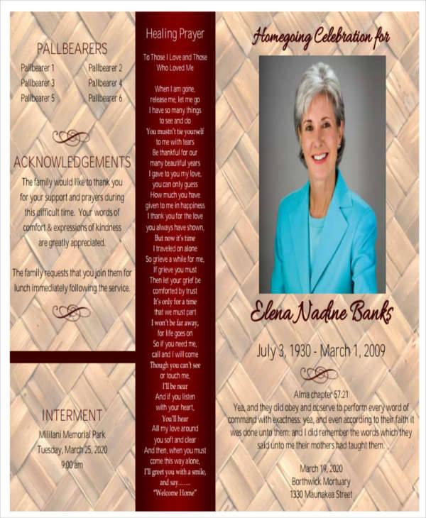 Exceptional ... 35 Printable Obituary Premium Funeral Obituary Template Funeral    Obituary Cards Templates ... Amazing Design