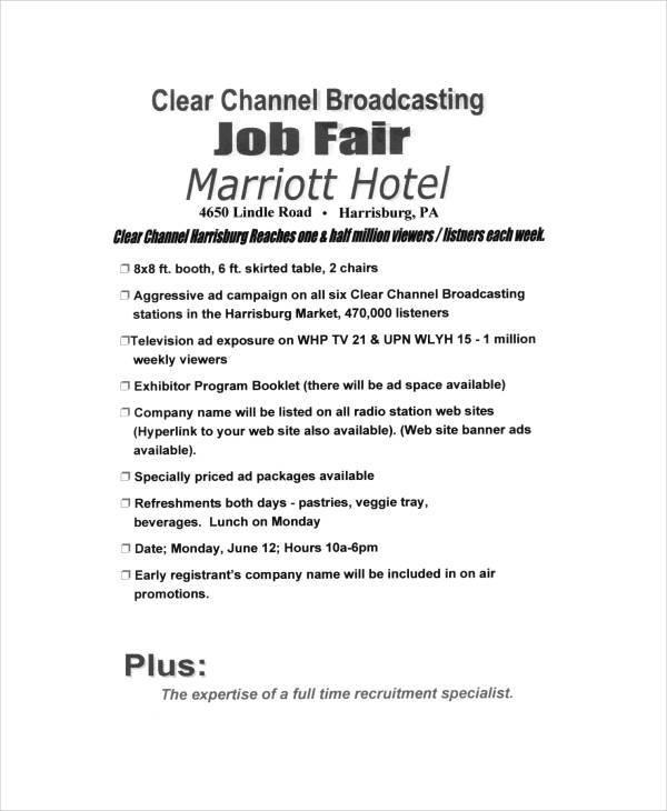 12+ Job Proposals in PDF