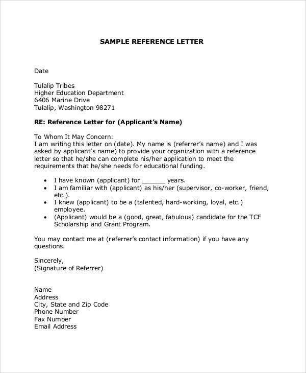 26 Sample Thank-You Letter Formats Sample Templates - Thank You Letter For Reference