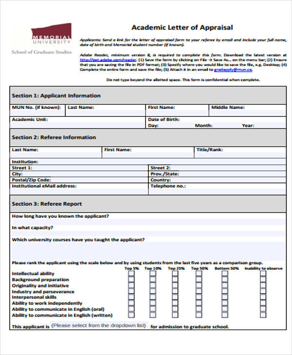 Simple Appraisal Form Employee Evaluation Template Simple Employee - monthly appraisal form