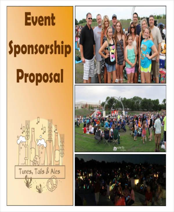 event proposal sample download
