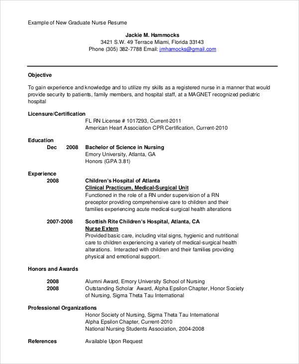 resume offering statement