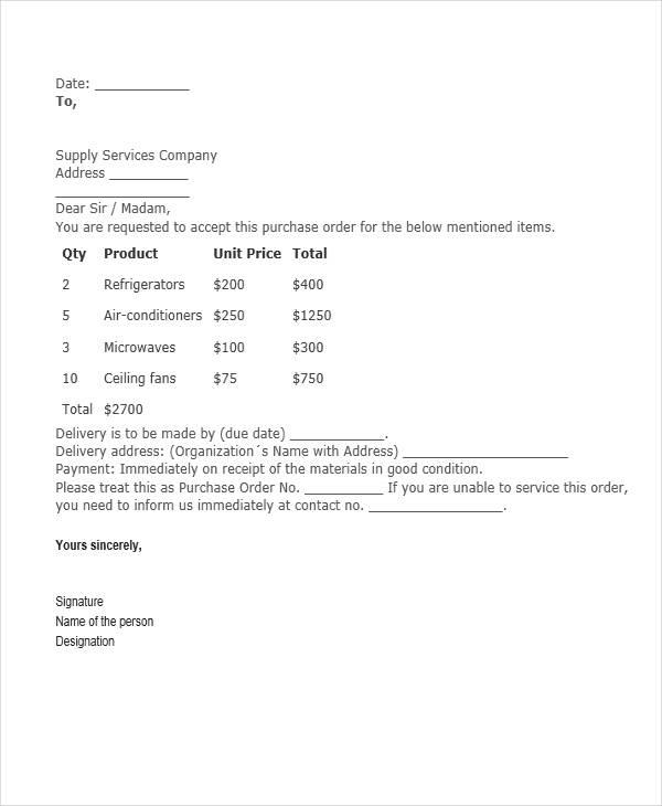 29+ Requisition Letter Formats - PDF, DOC