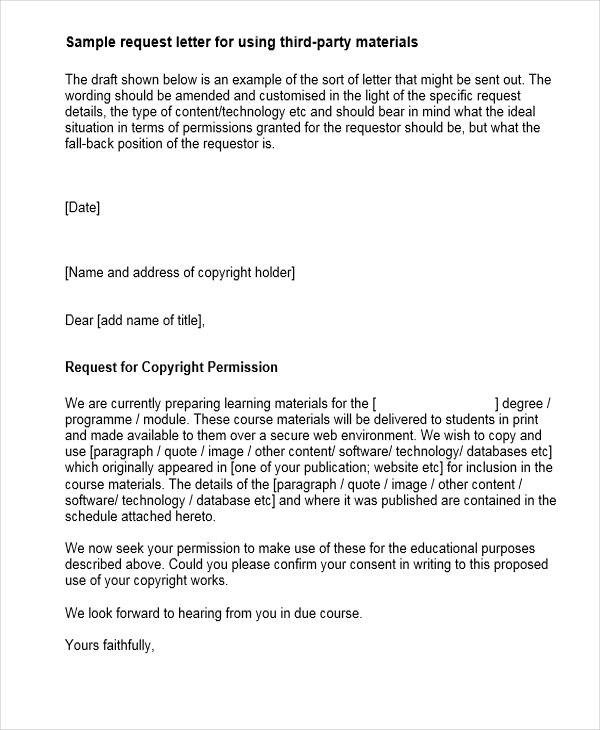 27+ Requisition Letter Formats \u2013 PDF, DOC Sample Templates - requisition letter sample