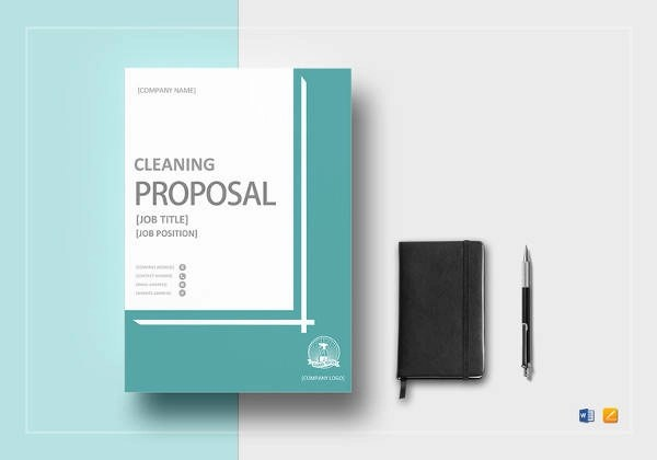 12+ Cleaning Proposal Templates \u2013 Free Documents in Word, PDF - proposal template in word