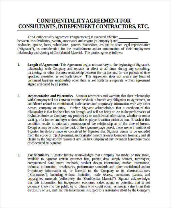 Sample Independent Contractor Agreement Colorado Professional - sample independent contractor agreement