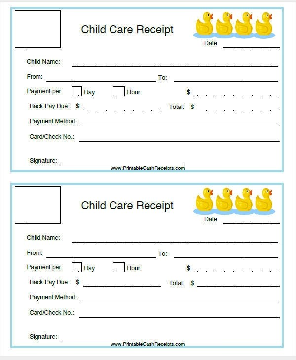 How To Invoice A Customer With Sample Invoices Wikihow 5 Daycare Invoice Templates Examples In Word Pdf