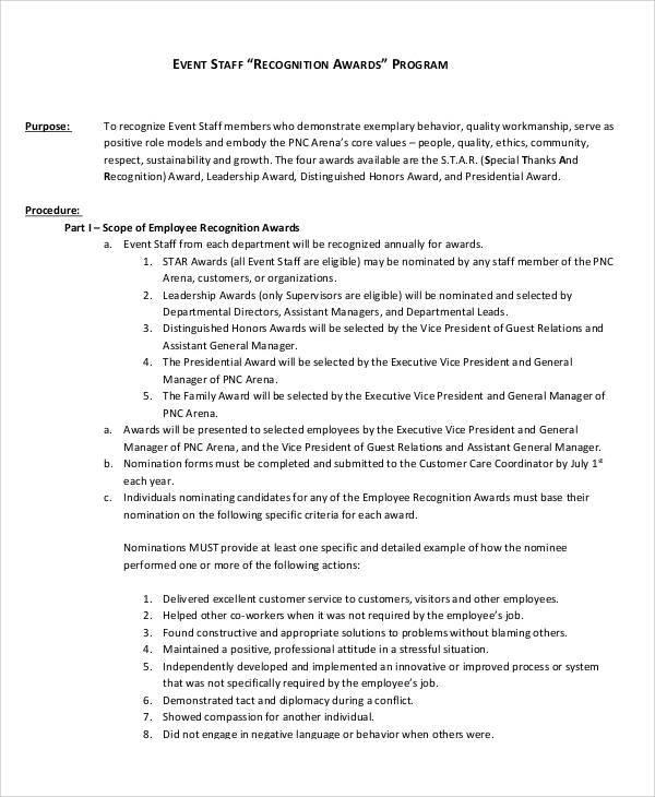 38+ Event Program Templates - PDF, DOC