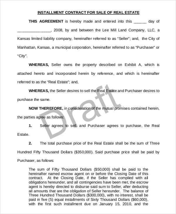 9+ Sales Agreement Contract Samples  Templates - PDF, Google Docs