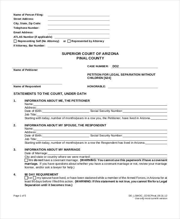 ... Creating Signers Form For Petition Coscpinalcountyaz Gov Details   How  To Write Petition Guide ... Design Ideas