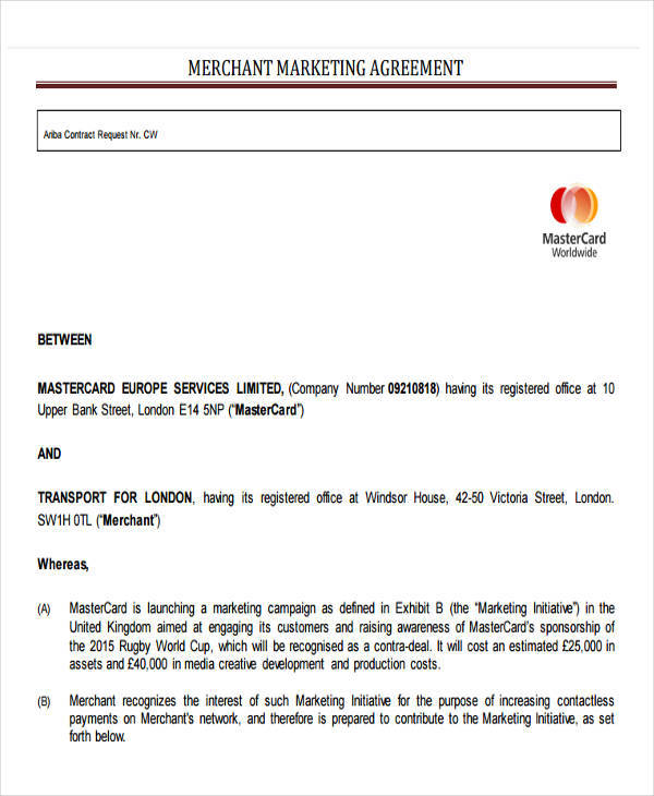 Agreement Format Between Exporter And Importer | Cover Letter