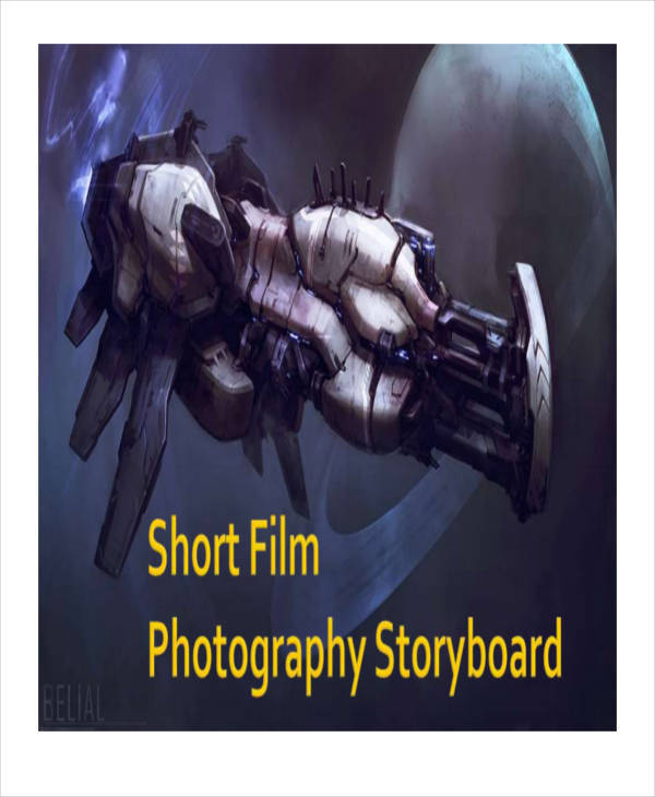 6+ Photography Storyboard Templates - Free Sample, Example, Format - photography storyboard sample