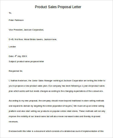 Writing a Sales Letter Tips  Examples Sample Templates