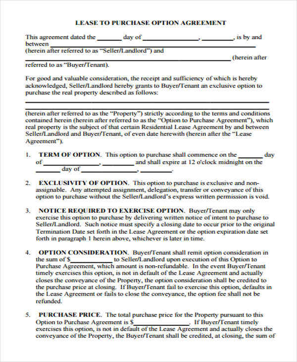 rent to own contracts templates yglesiazssa