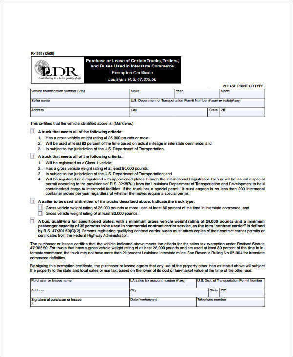 39 Printable Lease Agreements Sample Templates