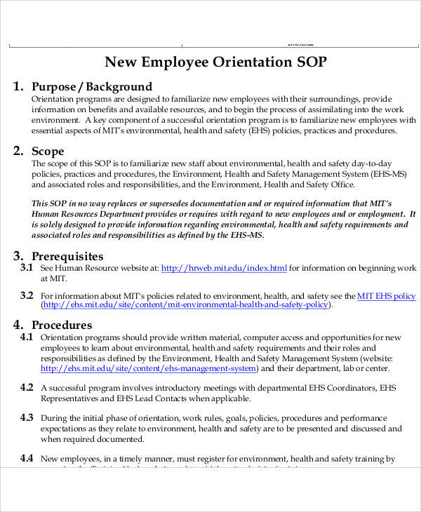 Ehs Policy Template Choice Image - Template Design Ideas - sample health and safety policy
