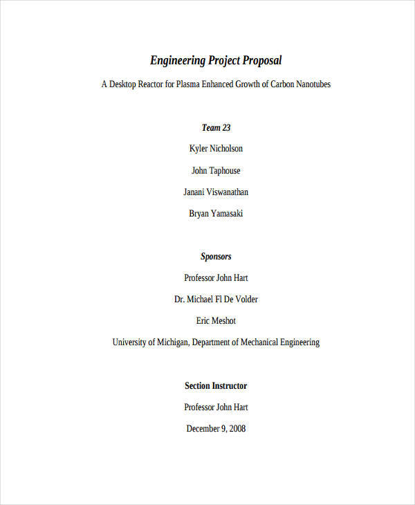 Engineering Proposal Sample Ideas Of Electronic Engineering Resume - engineering proposal sample