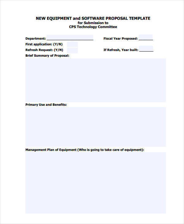 7+ Purchase Proposal Templates \u2013 Free Documents in PDF Sample - purchase proposal template
