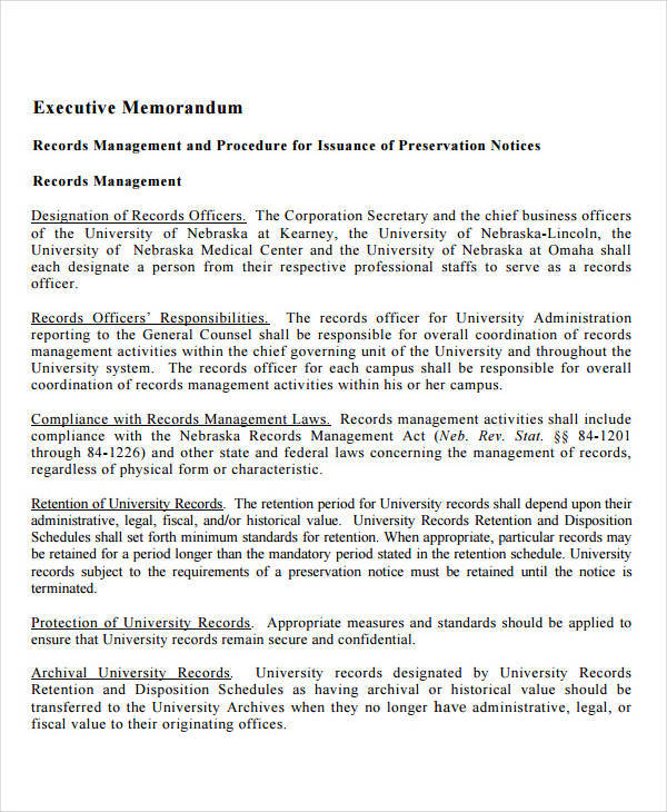 executive summary memo - Mavij-plus