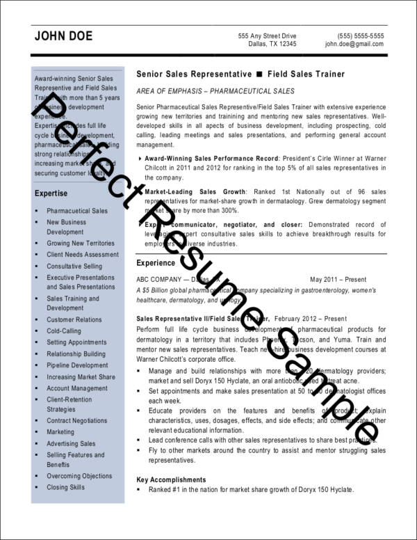 3 reasons to customize your resumeu2014tips guides and samples sales representative resume pharmaceutical sales representative - Resume Sample For Sales Representative