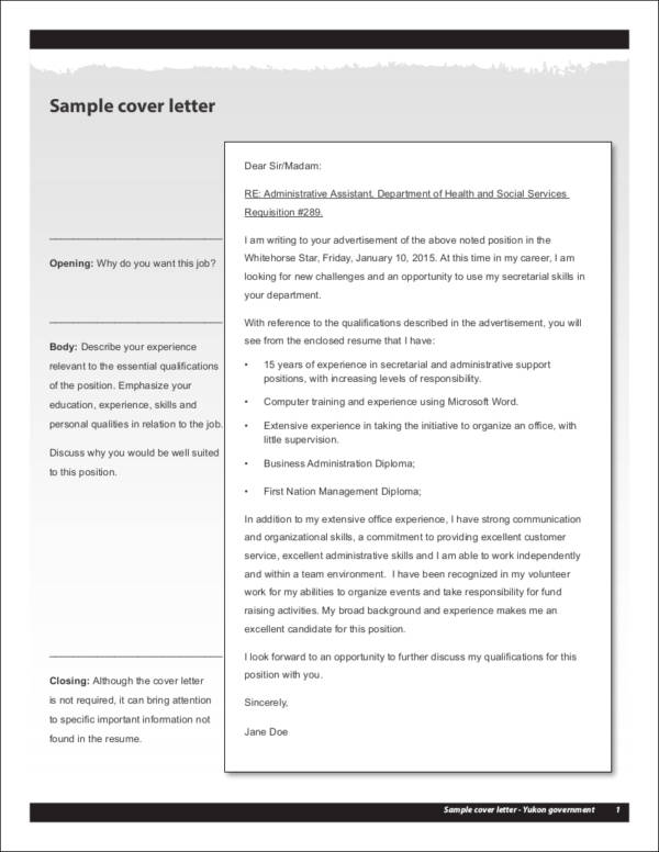 Quick Tips to a Standout Cover Letter Sample Templates - avoid trashed cover letters