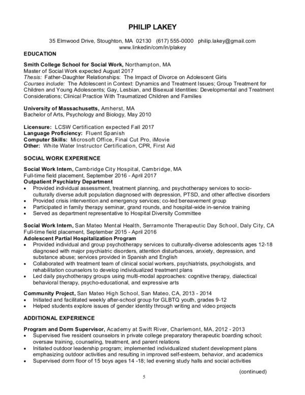 How Long Should My Resume Be? Sample Templates - after school worker sample resume