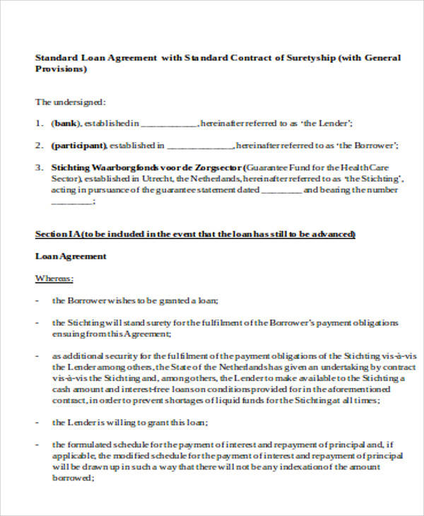 Cash Loan Agreement  Cash Loan Agreement
