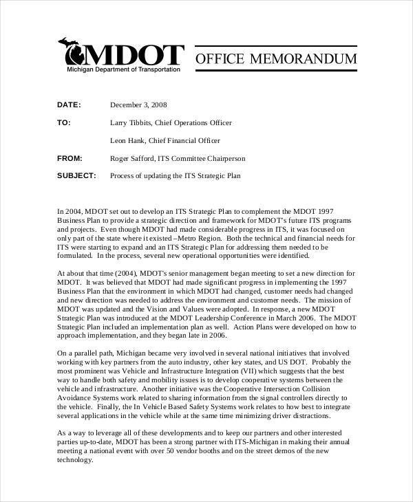 strategy memo wtfhyd - policy memo template