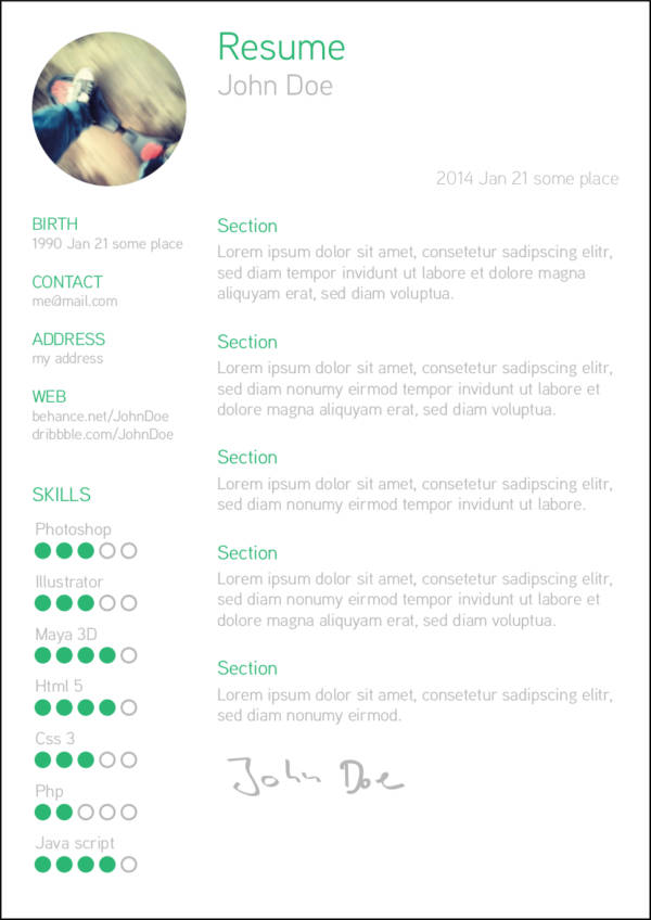 8 Impactful Resume Updates for 2017 with Downloadable Resume - impactful resume update