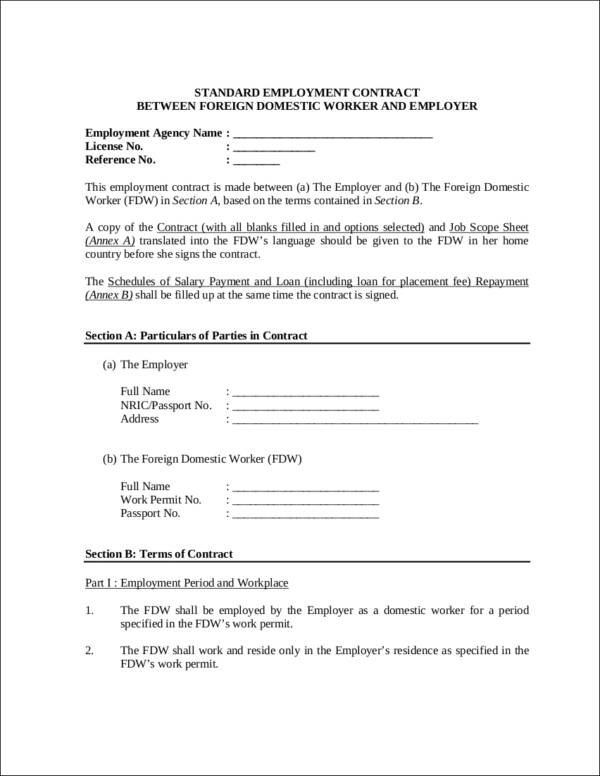 Employment Contracts Need To Know What You Need To Know About - dentist employment agreement