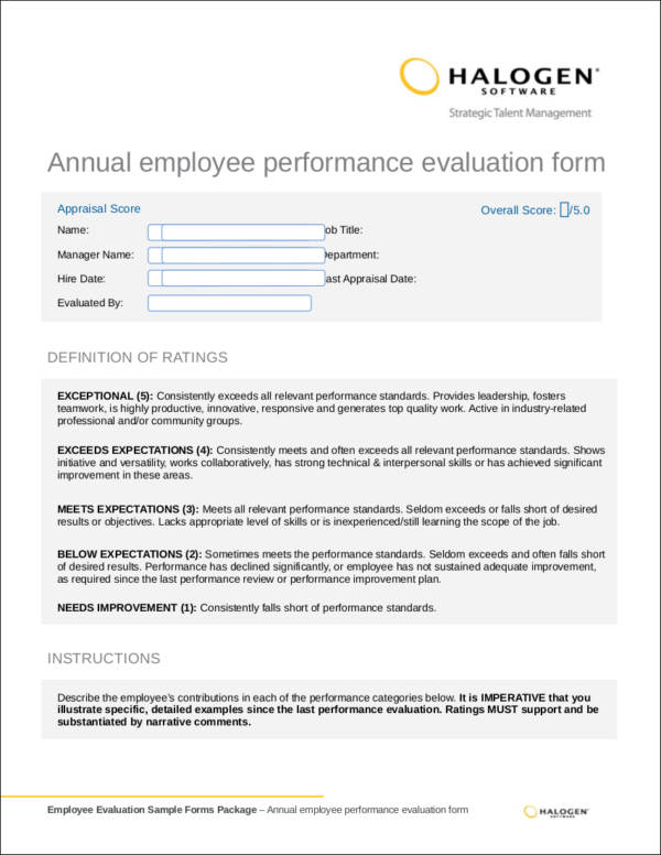 10 Steps to Effective Employee Evaluations - performance improvement plan definition