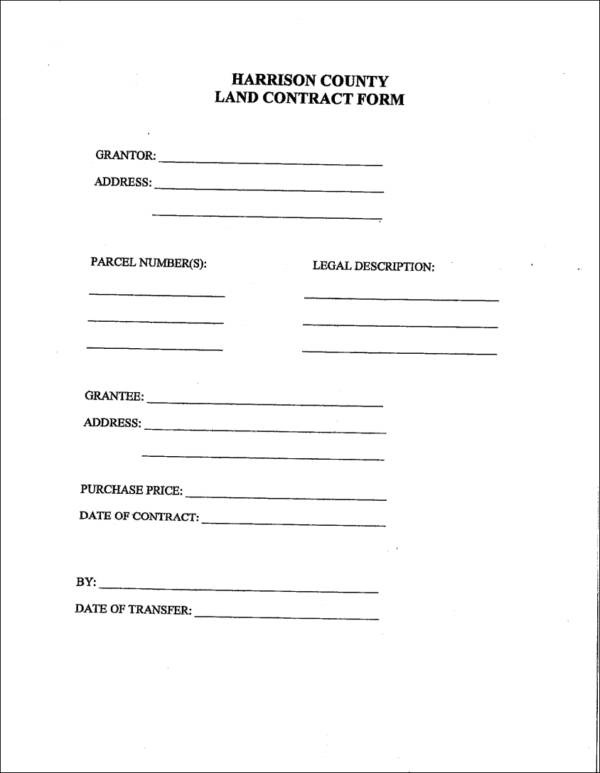 Basics of Land Contracts How It Works Sample Templates