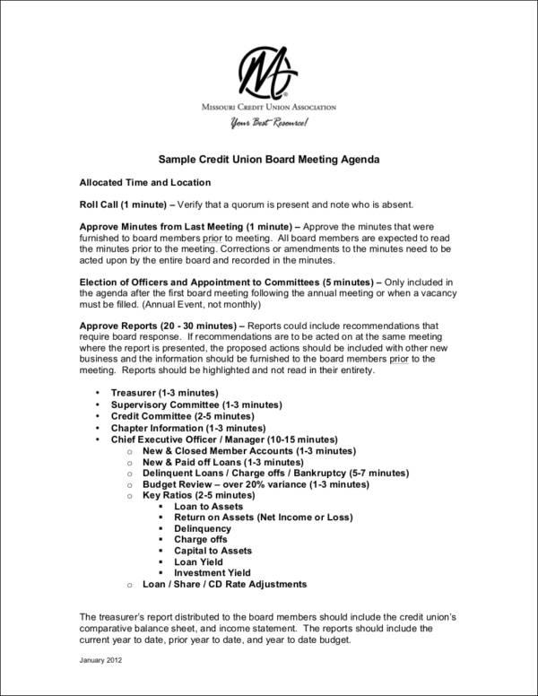 Business Agendas for Small and Medium Enterprises 10 Samples and - event agenda sample