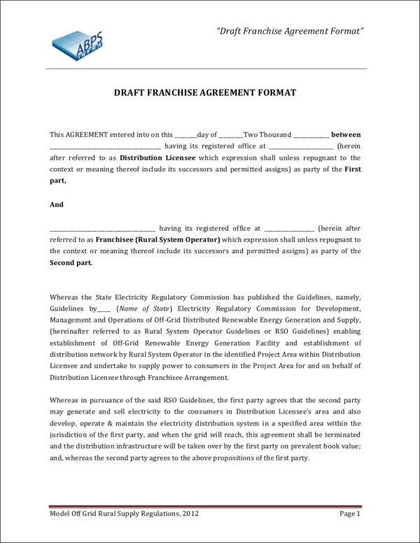... Things You Need To Know About Franchise Contracts And Agreements    Knowing About Franchise Contracts ...