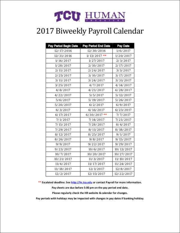 43+ Free Payroll Templates and Samples \u2013 PDF, Word, Excel Sample - payroll templates