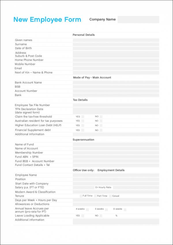 43+ Printable Payroll Templates \u2013 PDF, Word, Excel Sample Templates