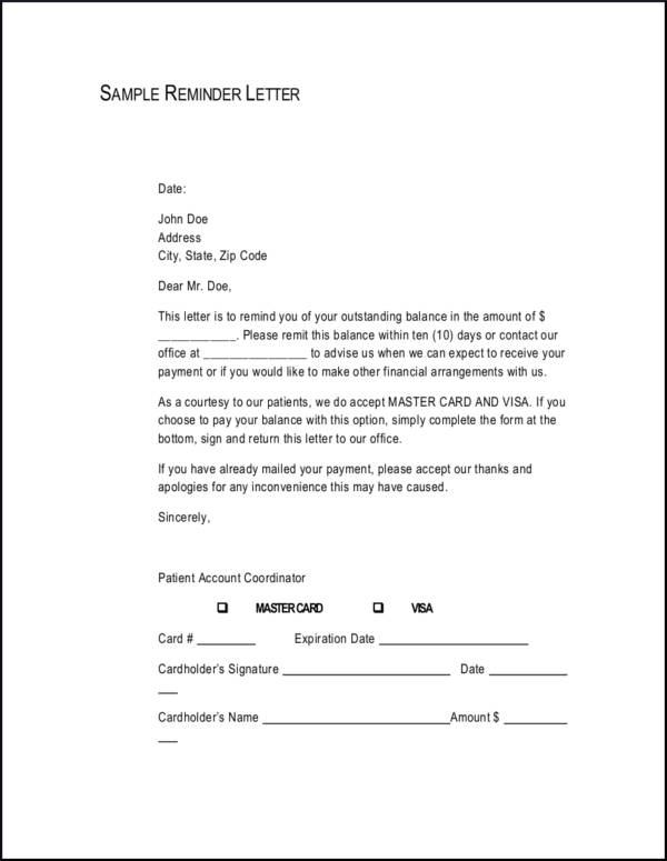 16+ Payment Notice Samples  Templates - Free PDF Format Download