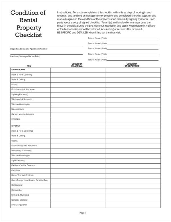 Motor Vehicle Inspection Checklist Template - Vehicle Ideas - sample inspection checklist template